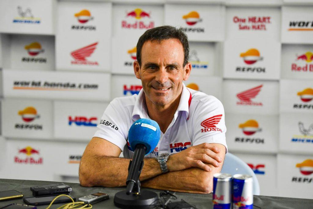 "MotoGP | Gp Germania : Puig (Honda), ""Pedrosa ha avuto le sue possibilità"""