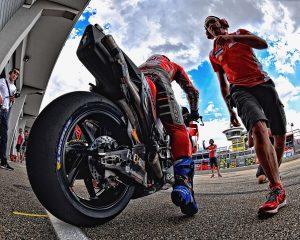 MotoGP | Gp Germania: Dovizioso in pista con la zavorra [VIDEO]