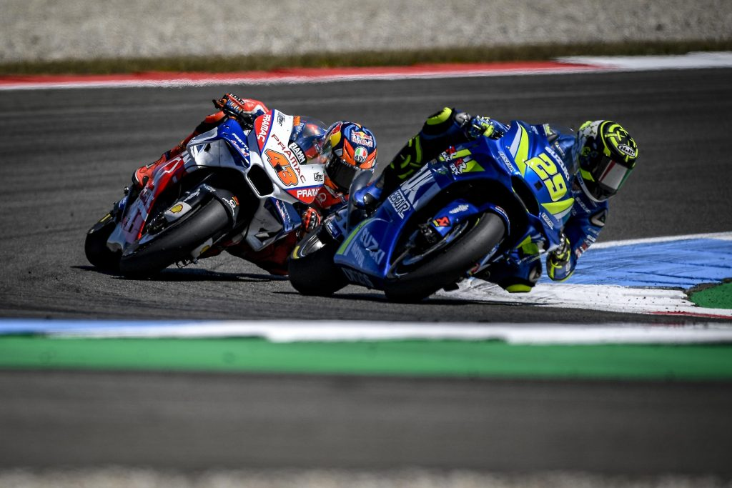 "MotoGP | Gp Assen Gara: Iannone, ""E' stata una gara difficile"""