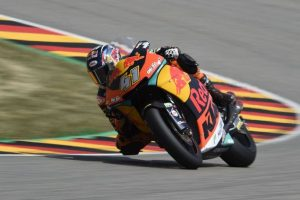 Moto2 | Gp Germania Warm Up: Binder davanti a Baldassarri