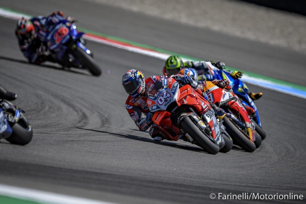 MotoGP | Brembo analizza ai raggi X il circuito del Sachsenring
