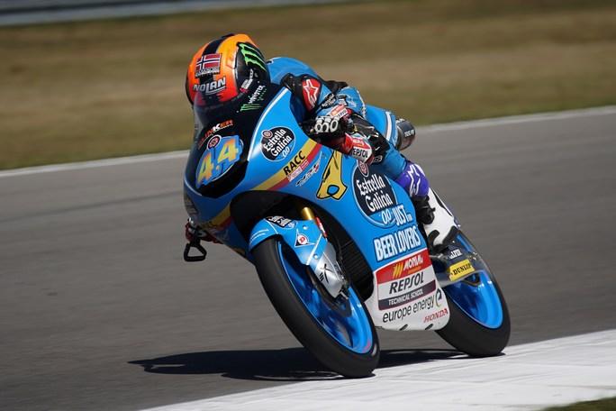 Moto3 | Gp Assen Warm Up: Canet è il più veloce, Bastianini è quarto