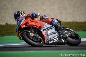"MotoGP | Gp Assen Gara: Dovizioso, ""Gara pazza!"""