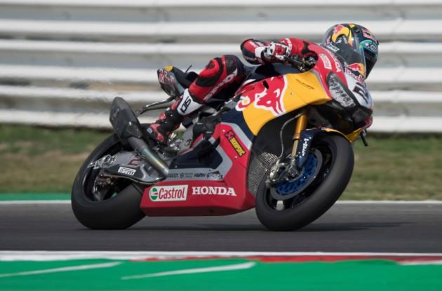 SBK | Red Bull Honda pensa già ai test di Portimao