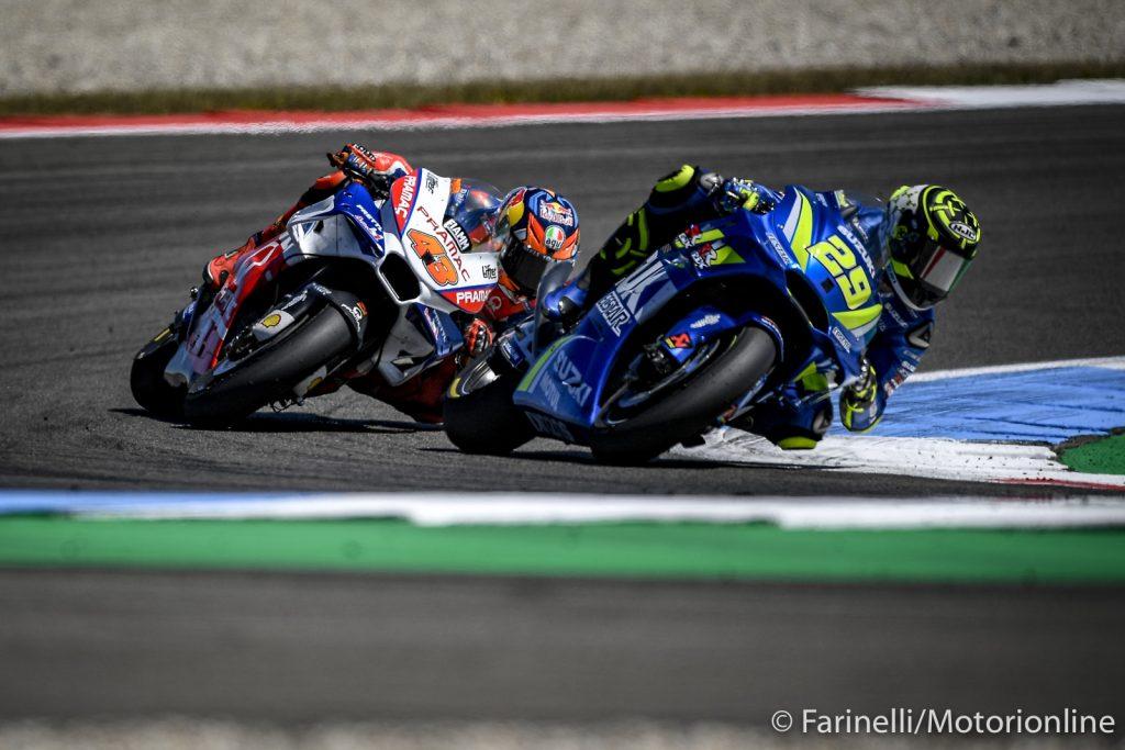 "MotoGP | GP Sachsenring Preview: Iannone, ""Spero in un weekend positivo"""