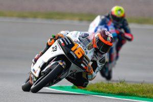 """Moto3   GP Sachsenring Gara: Migno, """"L'obiettivo era finire a punti"""""""