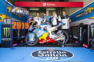 Moto2   Ufficiale, Alex Marquez rimarrà nella classe intermedia con Marc VdS anche nel 2019