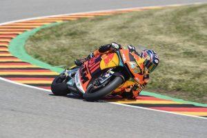 Moto2 | Gp Sachsenring Gara: Prima vittoria in carriera per Binder, Marini sul podio