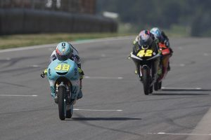 Moto3   Gp Germania FP3: Dalla Porta da record, Bezzecchi terzo