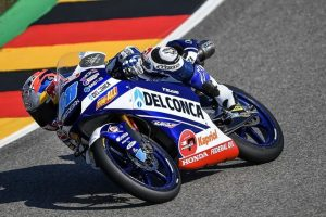 Moto3 | Gp Germania Qualifiche: Martin imprendibile, Bastianini in prima fila
