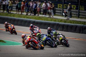 Brembo celebra i 40 anni dalla prima vittoria in 500-MotoGP