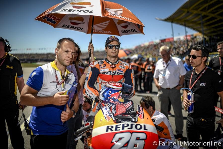"""MotoGP   GP Sachsenring Preview: Pedrosa, """"Non vedo l'ora di correre"""""""