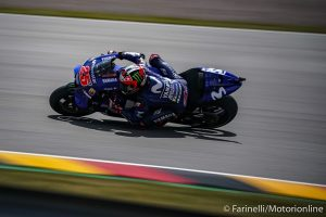 "MotoGP | Gp Germania Gara: Vinales, ""Oggi era difficile, ma è andata bene"" [VIDEO]"