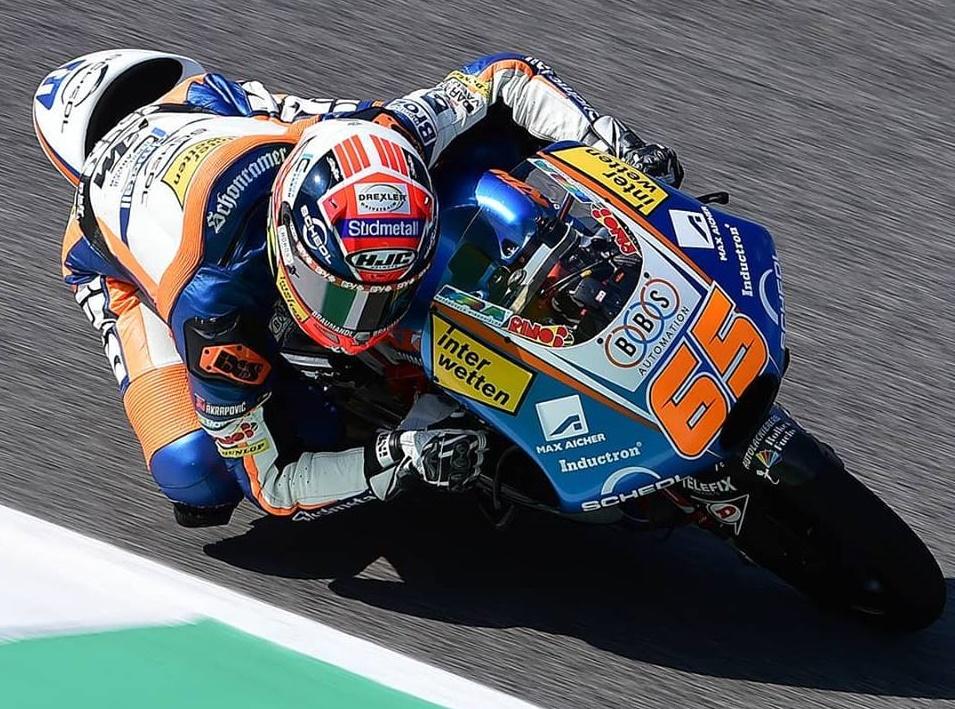 Moto3 | Gp Sachsenring FP2: Oettl in testa, Arbolino è secondo