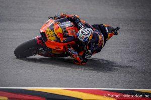 MotoGP | Gp Germania Warm Up: KTM al Top con Pol Espargarò, Rossi è ottavo