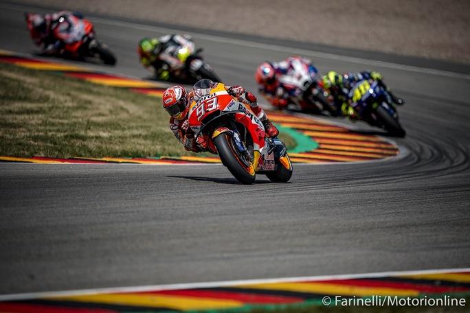 MotoGP Brno, FP3: tempi e classifica finale