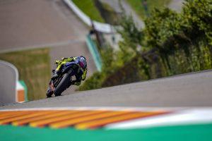 "MotoGP | Gp Sachsenring Qualifiche: Valentino Rossi, ""Seconda fila importante, primi giri decisivi"""