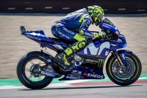 """MotoGP   Gp Assen Gara: Rossi, """"Il sorpasso di Dovizioso? Non è stato intelligente"""" [Video]"""