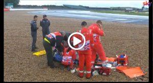 MotoGP   Gp Silverstone: Il punto sulle condizioni di Tito Rabat [VIDEO]
