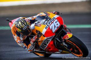 """MotoGP   Gp Silverstone Qualifiche: Pedrosa, """"E' stata completamente colpa mia"""""""