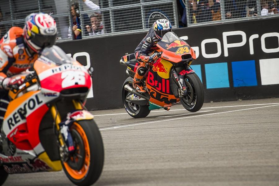 MotoGP   Ufficiale, Dani Pedrosa dal prossimo anno sarà collaudatore KTM