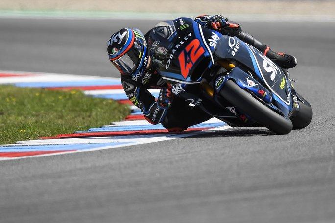 Moto2 | Gp Brno FP3: Doppietta Sky VR46 con Bagnaia e Marini