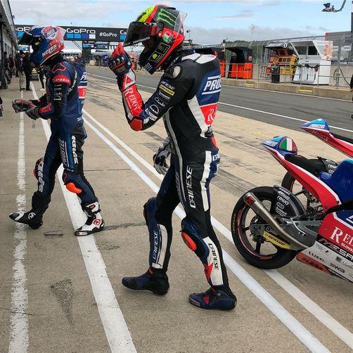 Moto3 | Gp Silverstone Warm Up: Bezzecchi al Top, meteo protagonista