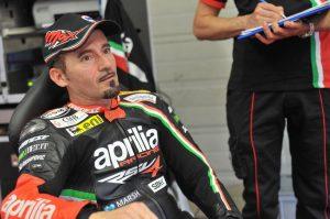 """MotoGP   Biaggi: """"Spero che tra Iannone e Aprilia sia subito amore"""""""