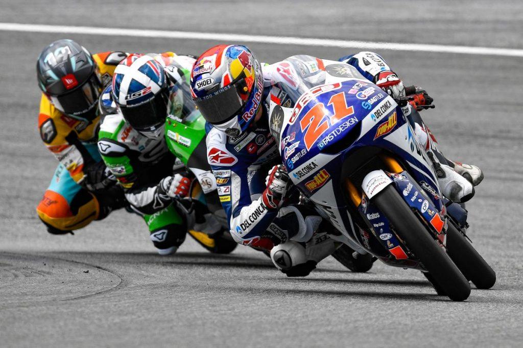 "Moto3 | GP Austria Gara: Di Giannantonio, ""Pensiamo a Silverstone"""