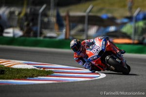"""MotoGP   Gp Brno Day 1: Dovizioso, """"Siamo stati subito veloci"""""""