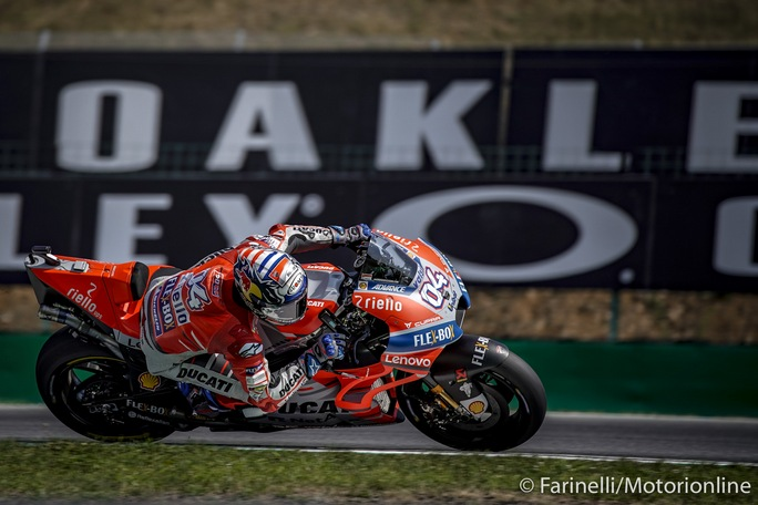 "MotoGP | Gp Austria Day 1: Dovizioso, ""La moto va molto bene"" [Video]"