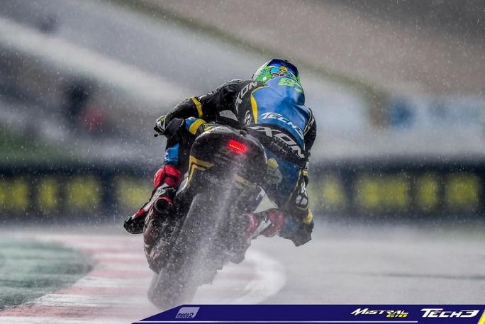 Moto2   Gp Austria FP3: Meteo ancora protagonista, Gardner al comando