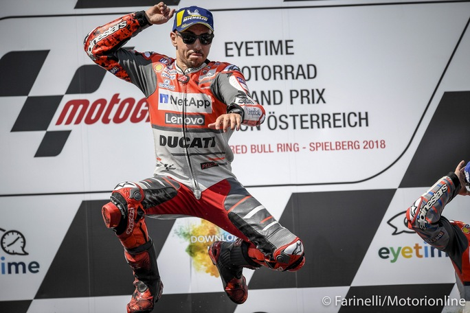 MotoGp, Lorenzo proverà la Honda a Valencia