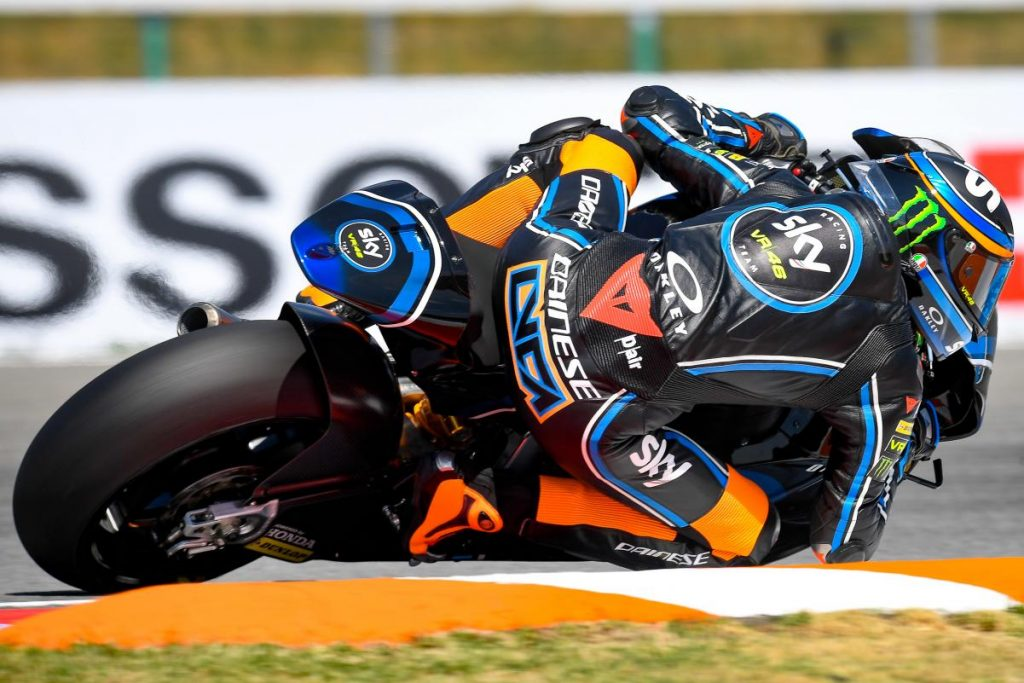 Moto2 | Gp Brno Qualifiche: Prima pole in carriera per Luca Marini