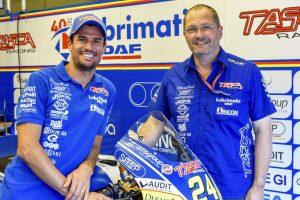 Moto2 | Simone Corsi rinnova con Tasca Racing