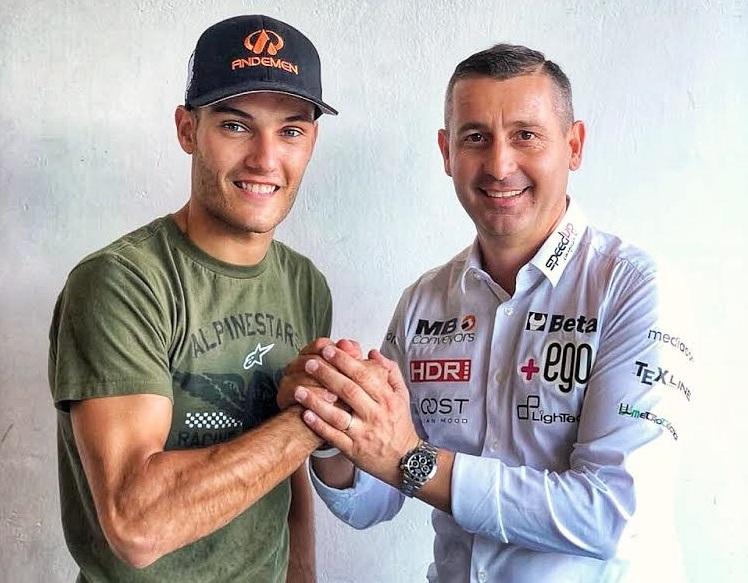 Moto2 | Ufficiale, Jorge Navarro con Speed Up dalla prossima stagione