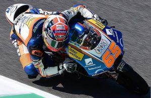 Moto3   Gp Silverstone FP1: Oettl svetta, Bezzecchi in scia