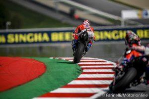 MotoGP | Gp Austria: Gli highlights della prima giornata di libere al Red Bull Ring