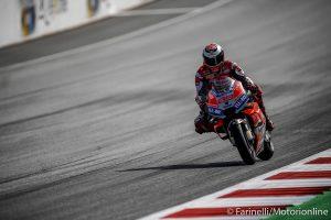 """MotoGP   Gp Austria Qualifiche: Lorenzo, """"La prima fila è ottima, domani sarà una lotta a tre"""" [Video]"""