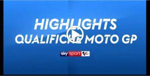 MotoGP | Gp Silverstone: Gli highlights delle qualifiche [VIDEO]