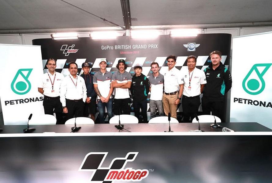 MotoGP | Gp Silverstone: Il nuovo team Petronas-SIC annuncia i piloti per il prossimo anno, nessuna sorpresa [Video]