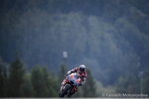 MotoGP   Test Brno Mattina: Dovizioso al comando, Rossi sesto
