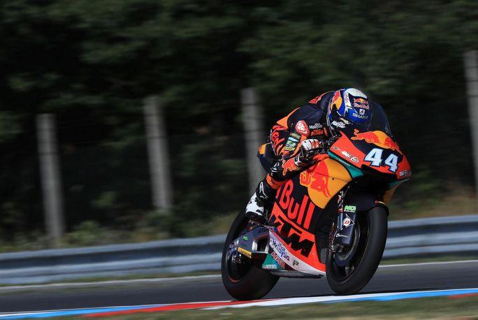 Moto2 | Gp Brno Gara: Oliveira beffa Marini, Bagnaia è terzo