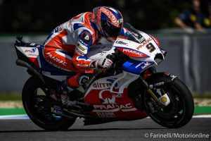 "MotoGP | Gp Brno Qualifiche: Petrucci, ""Top Five possibile, ma penso anche al podio"" [Video]"