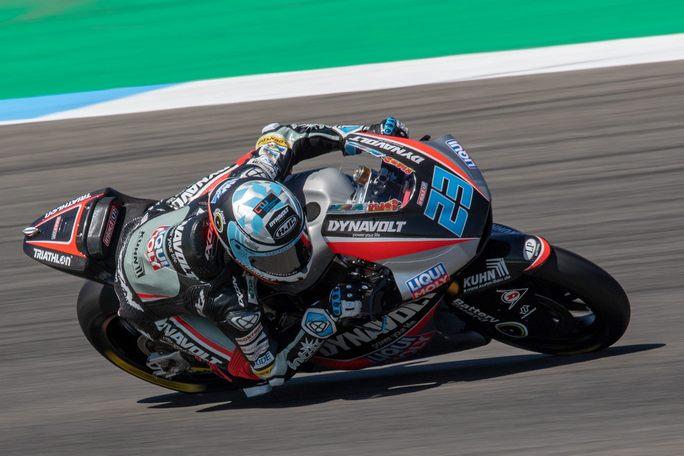 Moto2 | Gp Brno FP1: Schrotter al comando seguono Fenati, Bagnaia e Locatelli