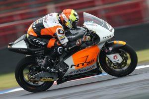 Moto2| Gp Austria FP2: NTS svetta sotto la pioggia con Odendaal e Roberts, bene Marini
