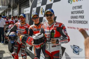 MotoGP Gp Austria: Sunday Guide, statistiche pre-evento