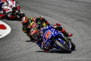 "MotoGP | Gp Austria Gara: Vinales, ""Abbiamo problemi con la moto"""