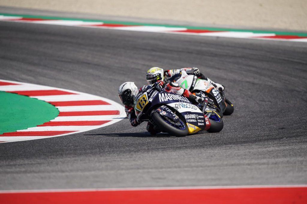 Moto2   La Federazione Motociclistica Italiana sospende la licenza sportiva di Romano Fenati
