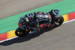 Moto2| Gp Aragon Warm Up: Bagnaia è il più veloce, Oliveira è sesto